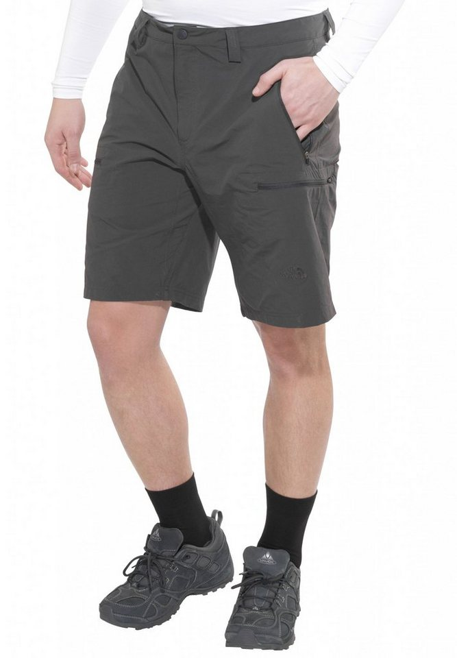 The North Face Hose »Exploration Short Men Regular« in grau