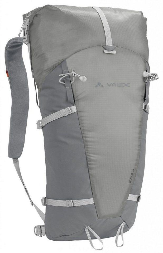 VAUDE Sport- und Freizeittasche »Scopi 22 LW Daypack« in grau