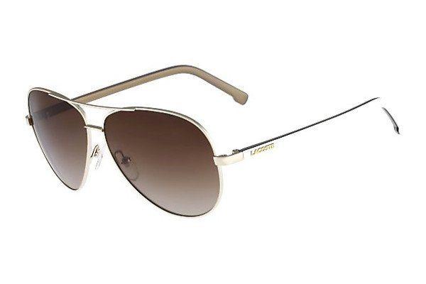 Lacoste Damen Sonnenbrille » L155S« in 718 -  gold
