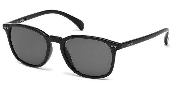 Timberland Herren Sonnenbrille » TB9066« in 01D - schwarz/grau