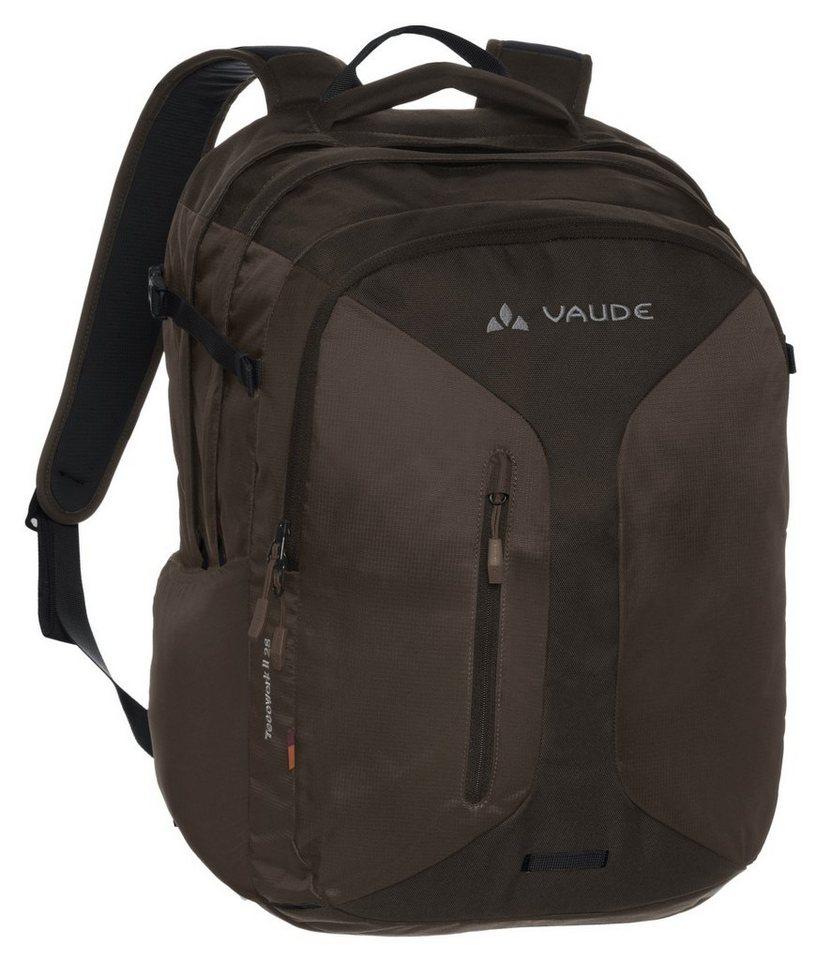 VAUDE Sport- und Freizeittasche »Tecowork II 28 Daypack« in braun