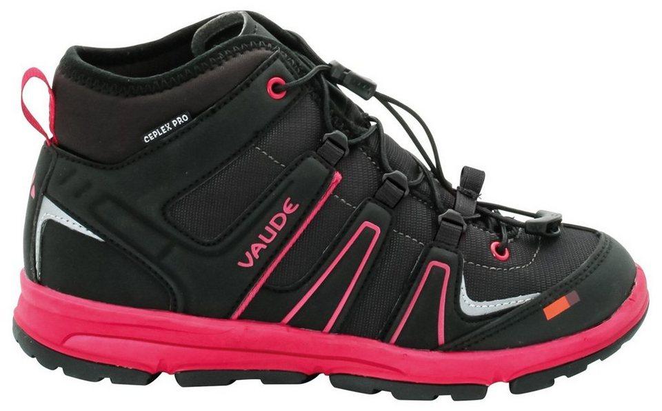 VAUDE Halbschuhe »Romper Mid Ceplex II Shoes Kids« in grau