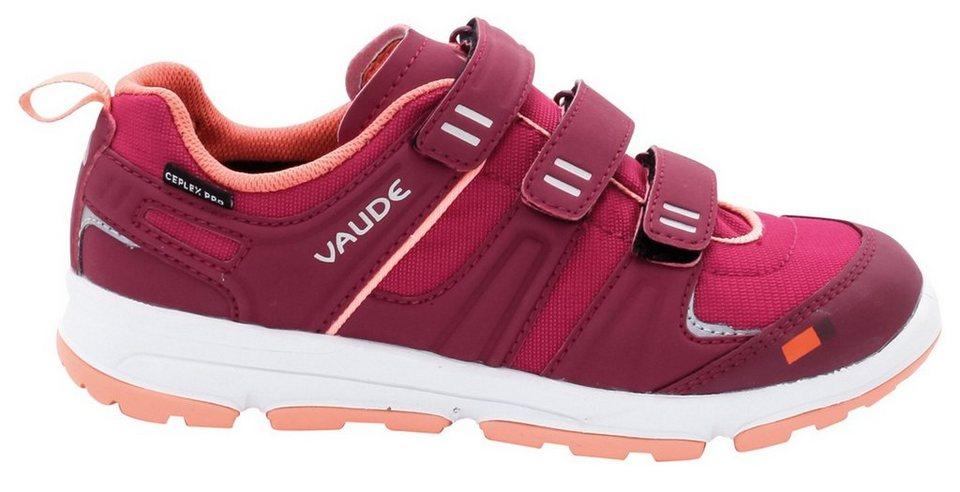 VAUDE Kletterschuh »Pacer Ceplex II Shoes Kids« in rot