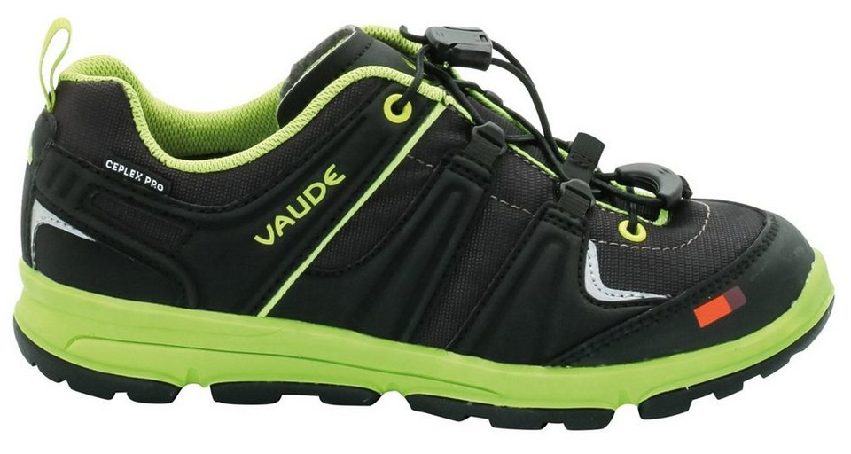 VAUDE Halbschuhe »Leeway Ceplex II Shoes Kids« in grau