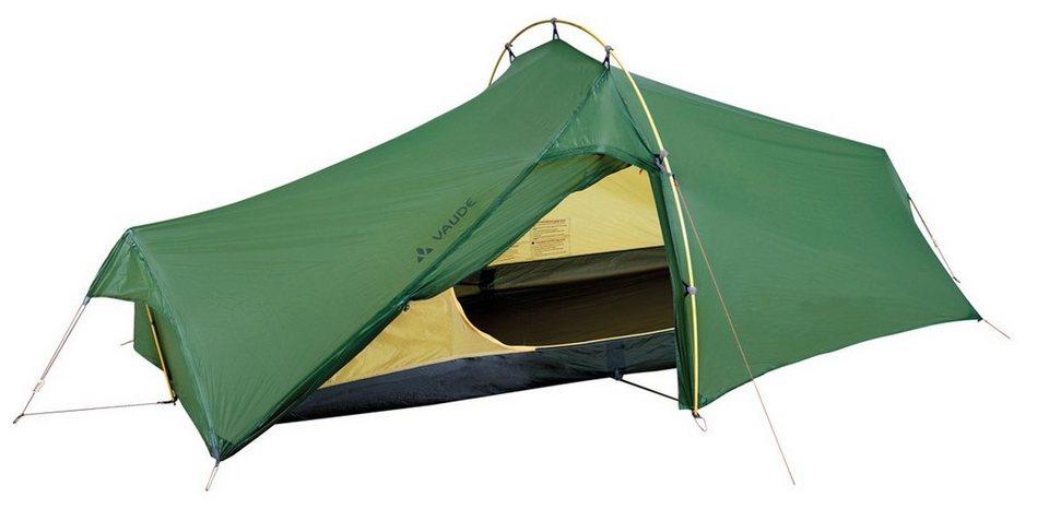 VAUDE Zelt »Power Lizard SUL 1-2P Tent« in grün