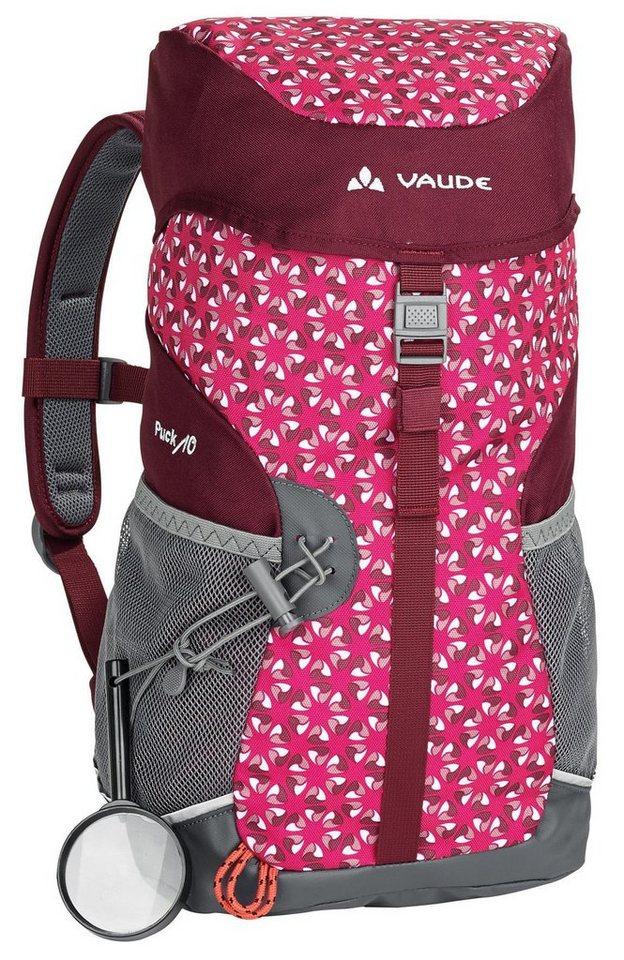 VAUDE Sport- und Freizeittasche »Puck 10 Backpack Kids« in lila
