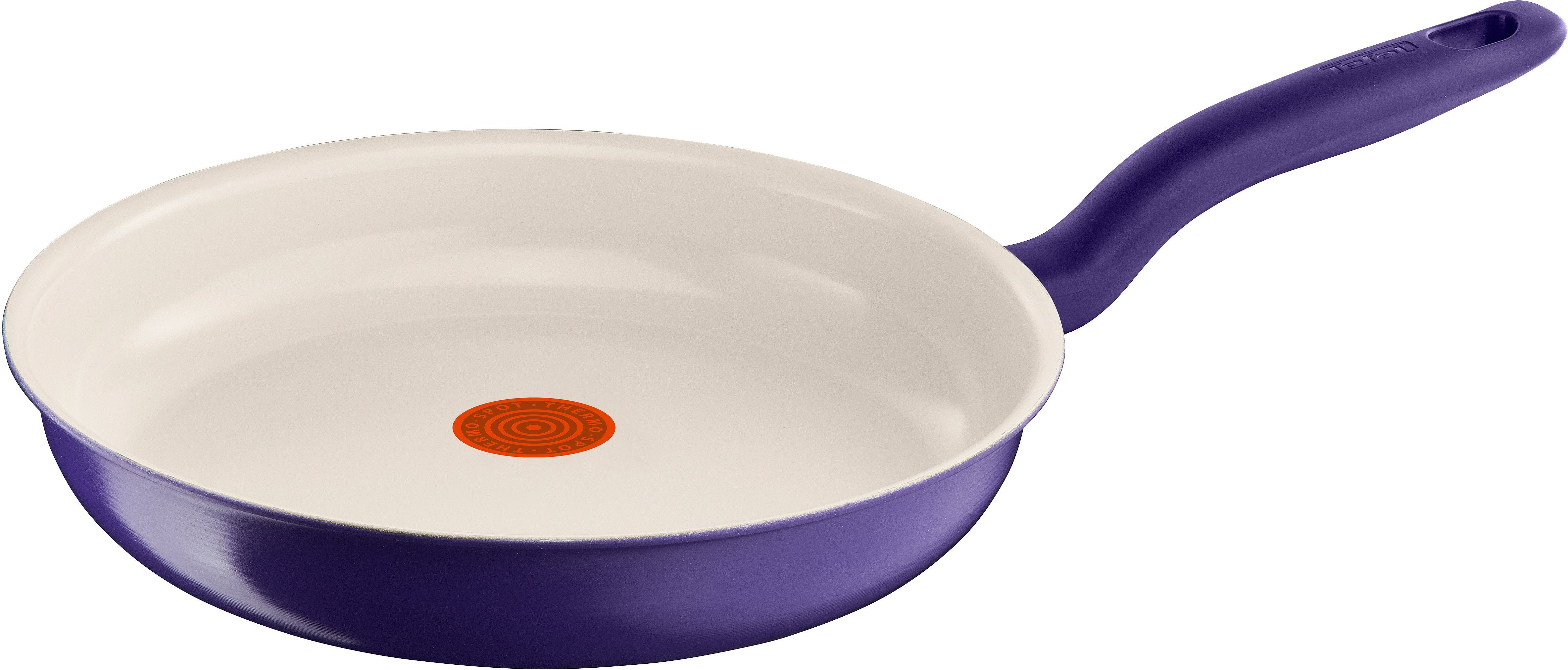 Tefal Bratpfanne, Induktion, »CERAMIC COLORS«