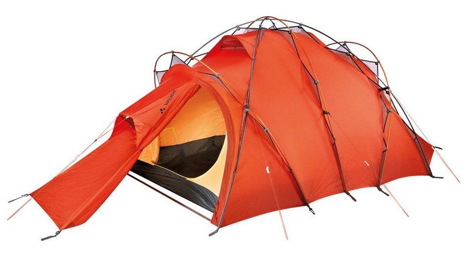 VAUDE Zelt »Power Sphaerio Tent 3P« in orange
