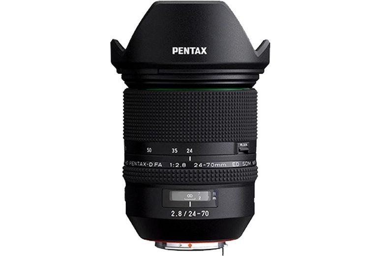 PENTAX Premium D FA 24-70mm F/2.8 ED SDM WR Weitwinkel Objektiv