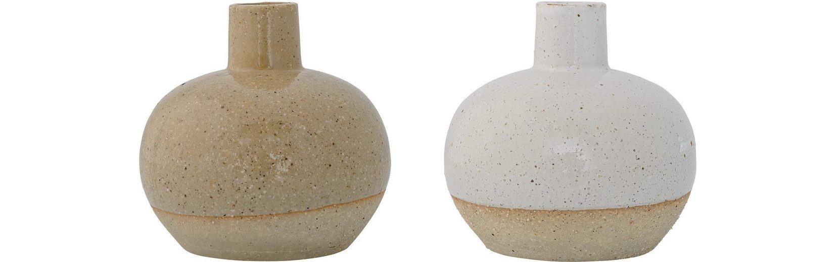Bloomingville Vase »Barbara« (2-tlg.)