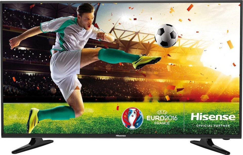 Hisense LTDN40D50TS, LED Fernseher, 101 cm (40 Zoll), 1080p (Full HD) in schwarz