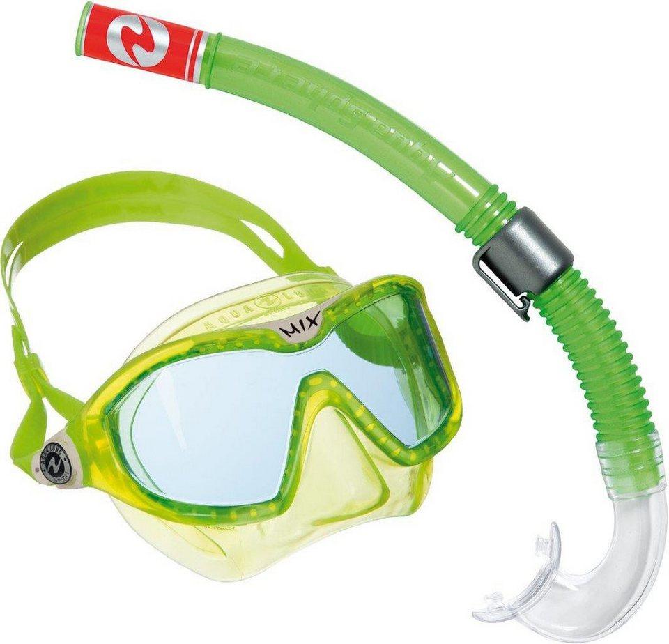 Aqua Lung Sport Kinder Schnorchelset, »Combo Mix« in grün