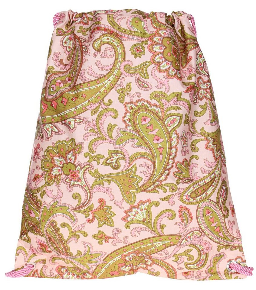 Highlight Company Tasche in pink/print paisley p