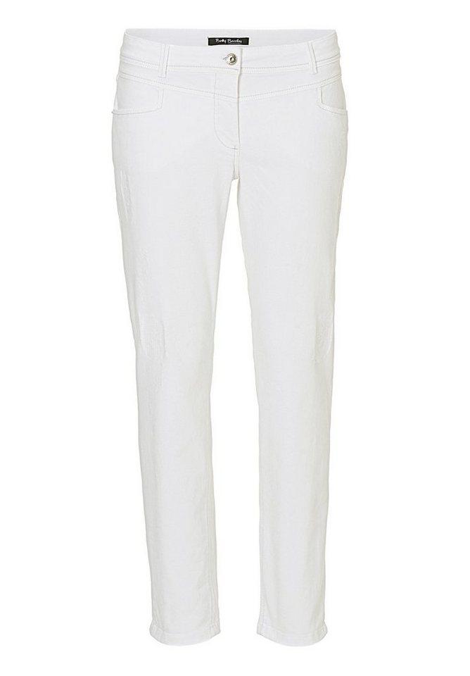 Betty Barclay Damenhose in Weiß - Weiß