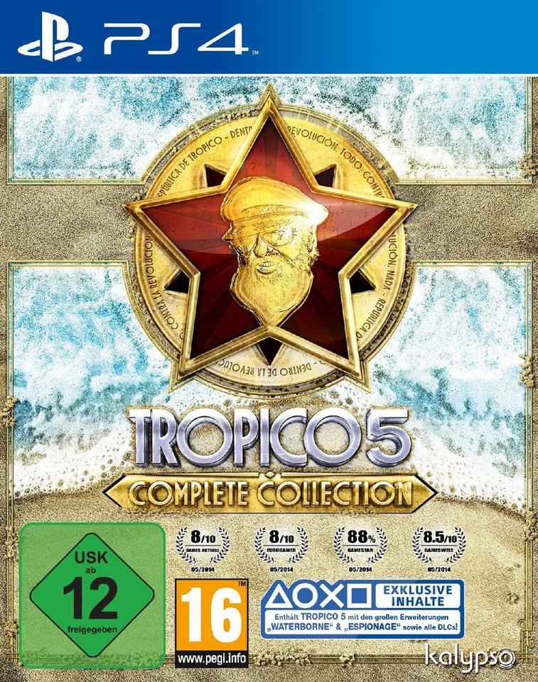 Kalypso Tropico 5 Complete Collection »(PS4)«
