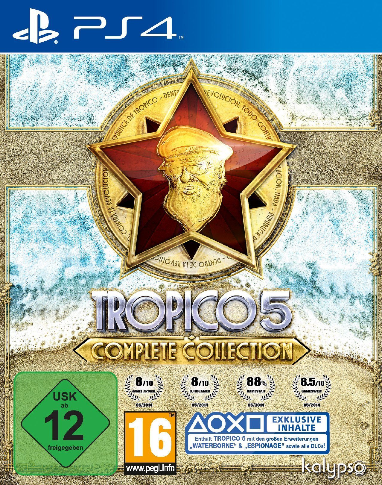 Kalypso Tropico 5 Complete Collection »PS4«