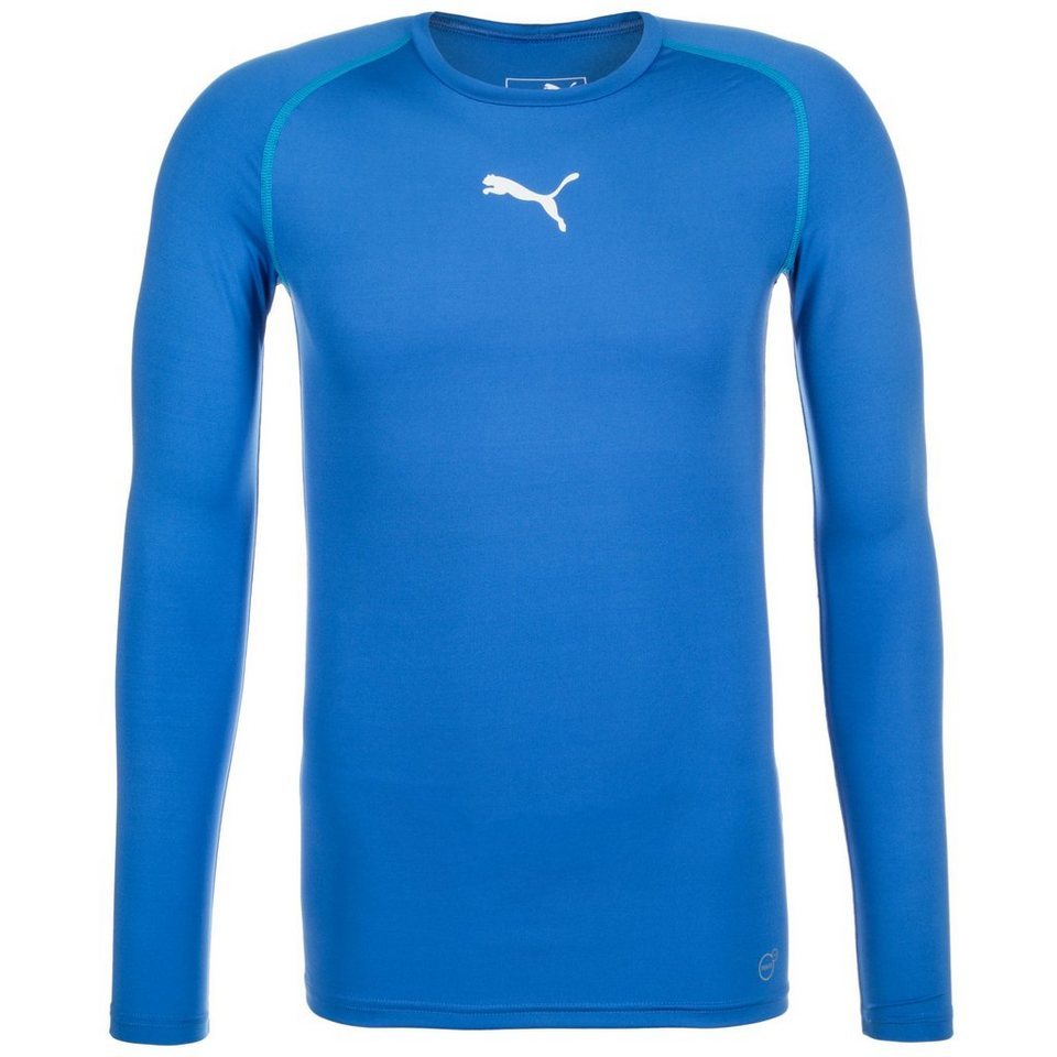 PUMA TB Trainingsshirt Herren in blau
