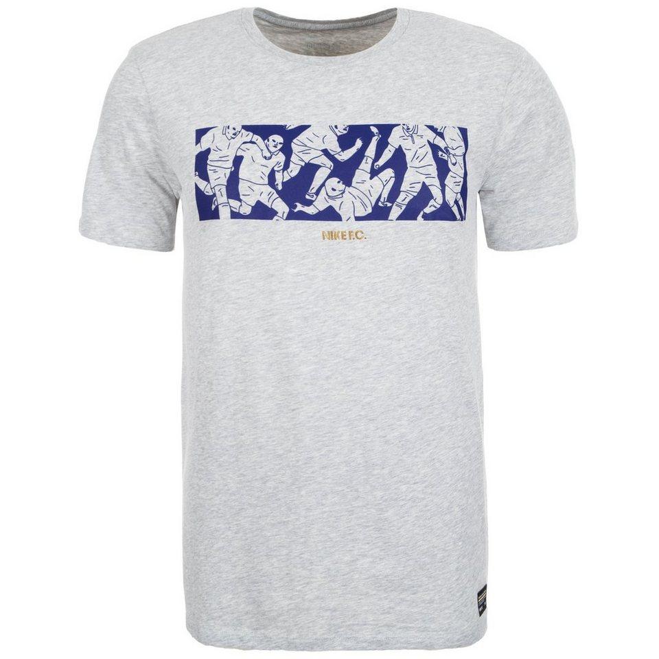 Nike Sportswear F.C. Six a Side T-Shirt Herren in grau