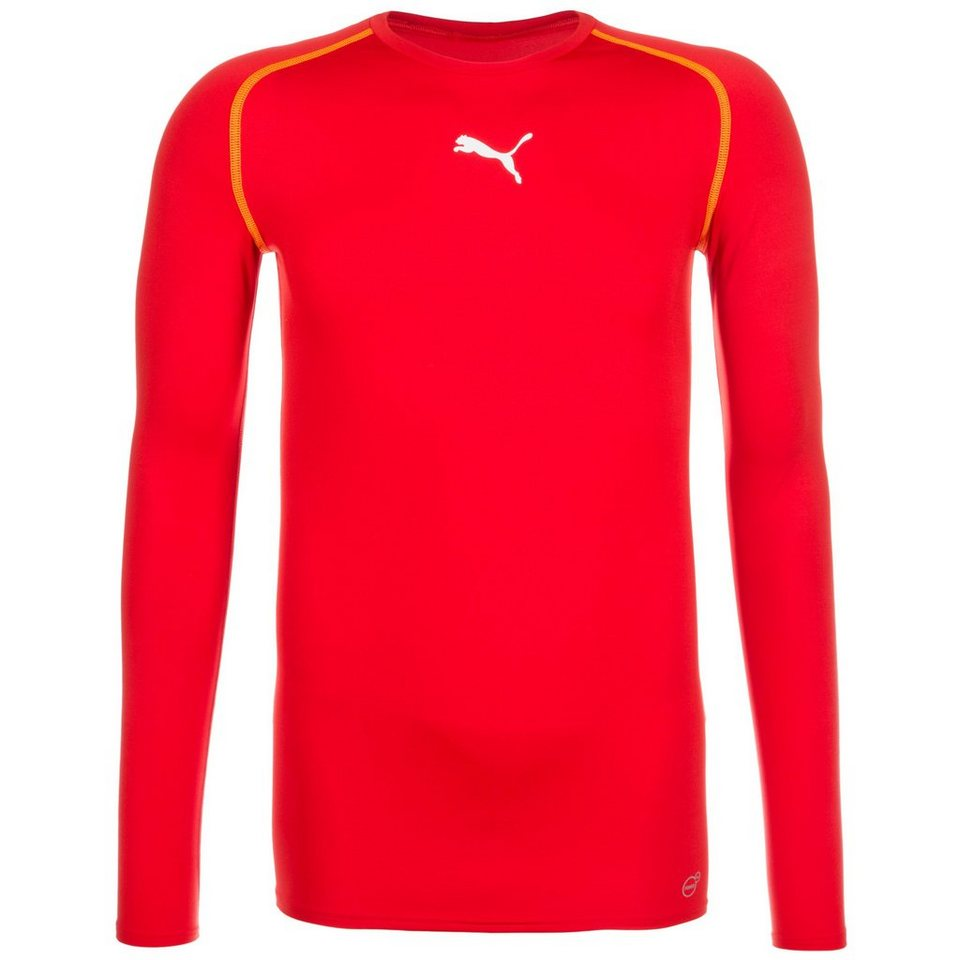 PUMA TB Trainingsshirt Herren in rot