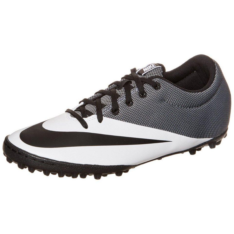 NIKE Mercurial X Pro TF Fußballschuh Herren in weiß / schwarz