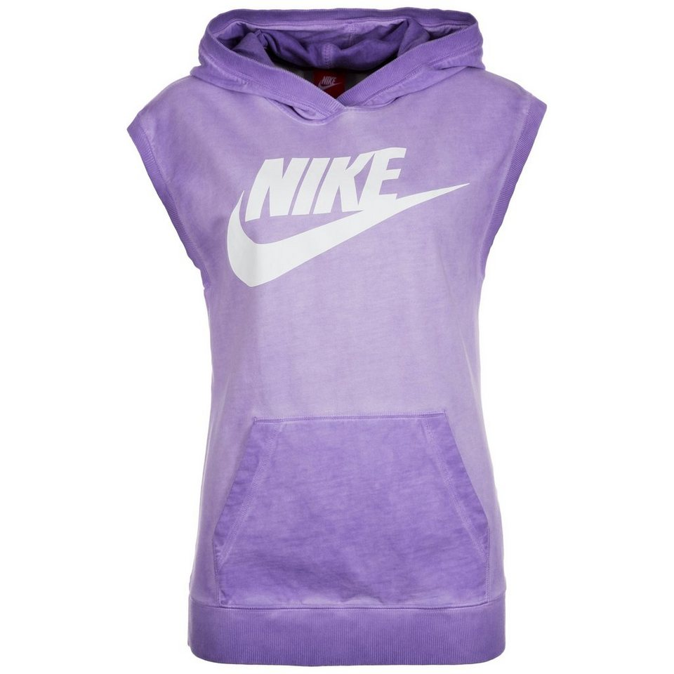 Nike Sportswear Solstice Kapuzenpullover Damen in lila
