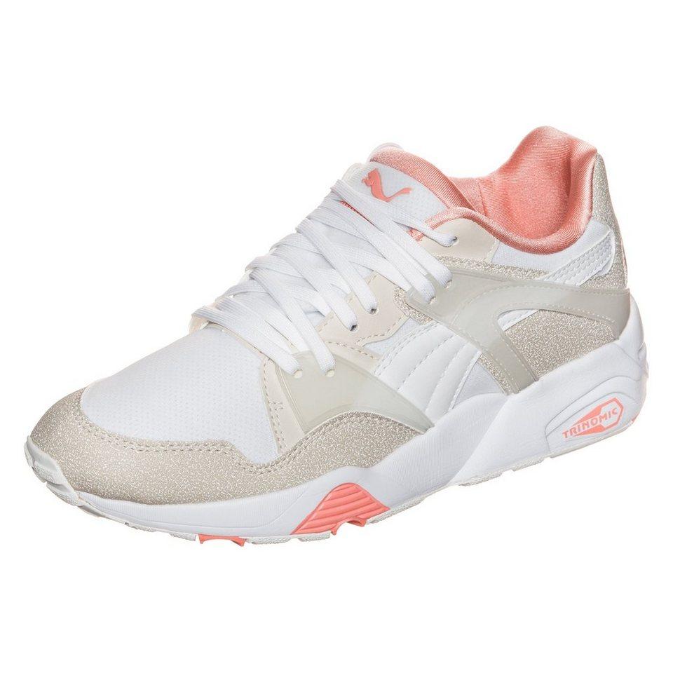 PUMA Blaze Filtered Sneaker Damen in weiß / beige / rosa