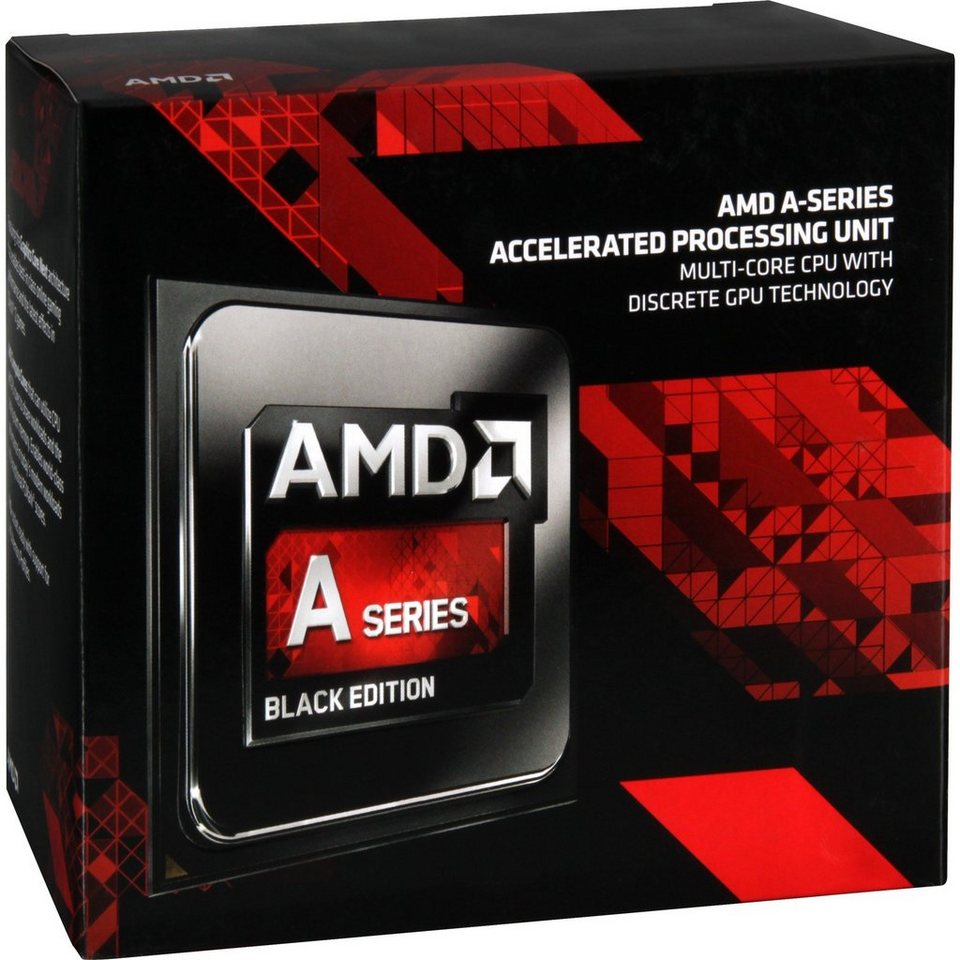 AMD Prozessor »A8-7670K«