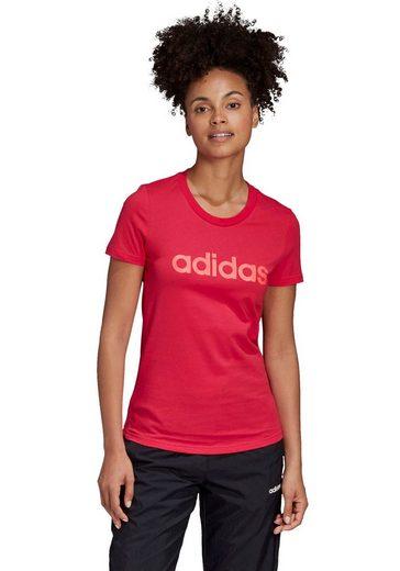adidas Performance T-Shirt »ESSENTIALS LINEAR«