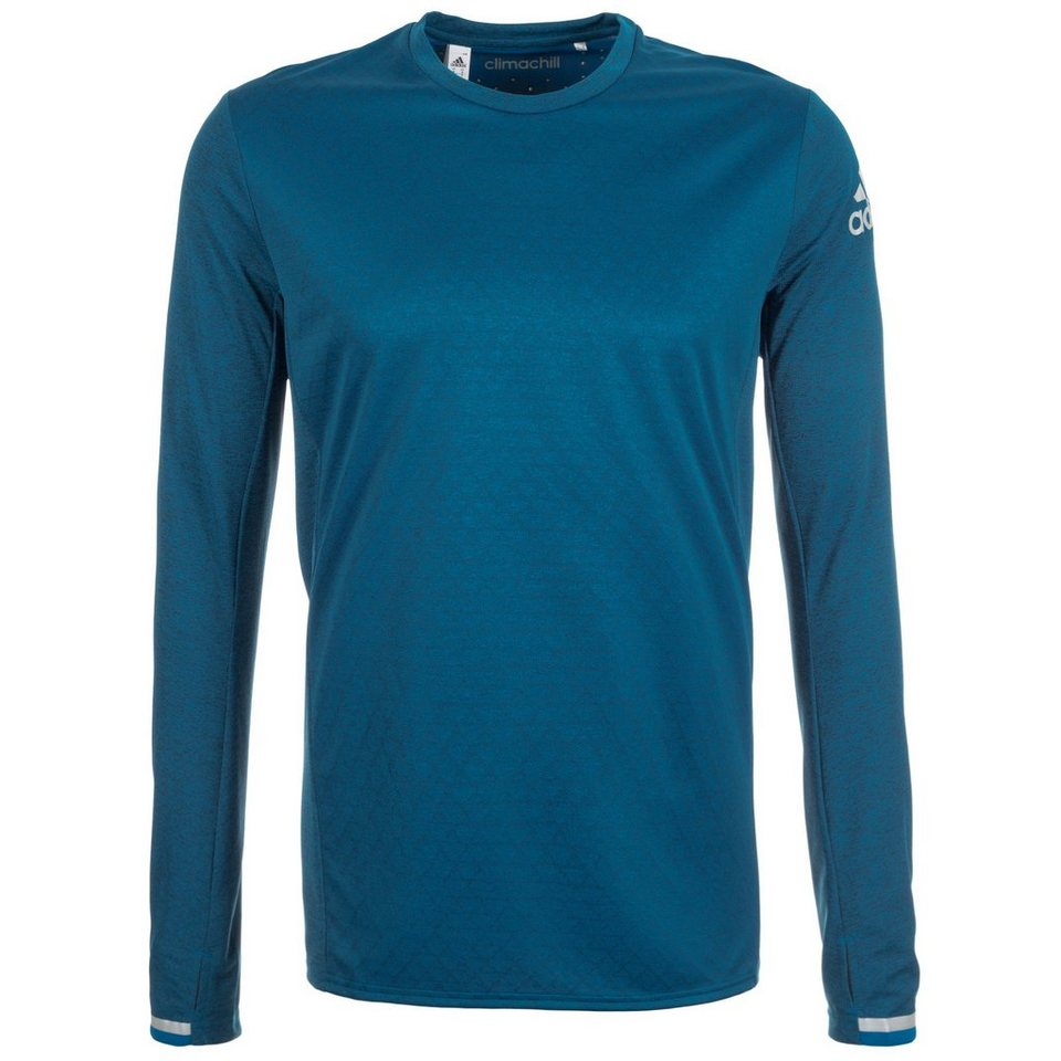adidas Performance Supernova ClimaChill Laufshirt Herren in blau
