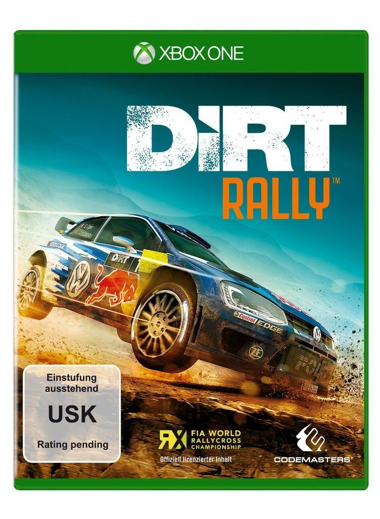 Koch Media XBOX One - Spiel »DiRT Rally Legend Edition«
