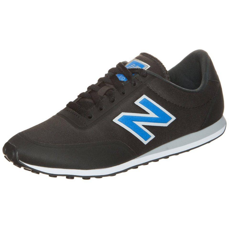 NEW BALANCE U410-BBG-D Sneaker in schwarz / blau