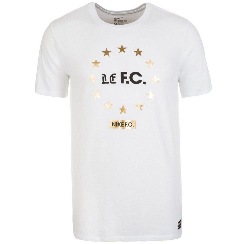 Nike Sportswear F.C. LE T-Shirt Herren in weiß