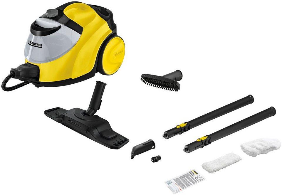 Dampfreiniger »SC 5« in gelb