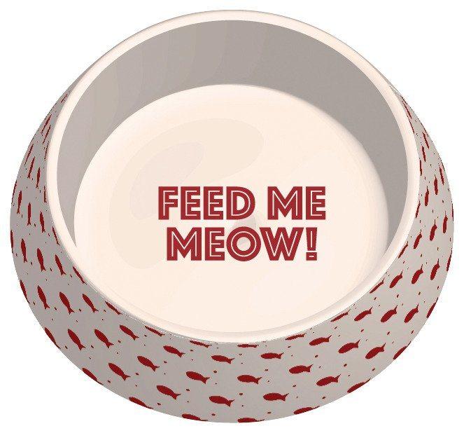 Fressnapf-Set »Banbury Cat 2« in grau