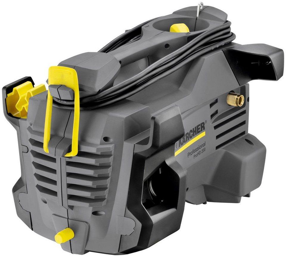 Hochdruckreiniger »Pro HD 200« in grau