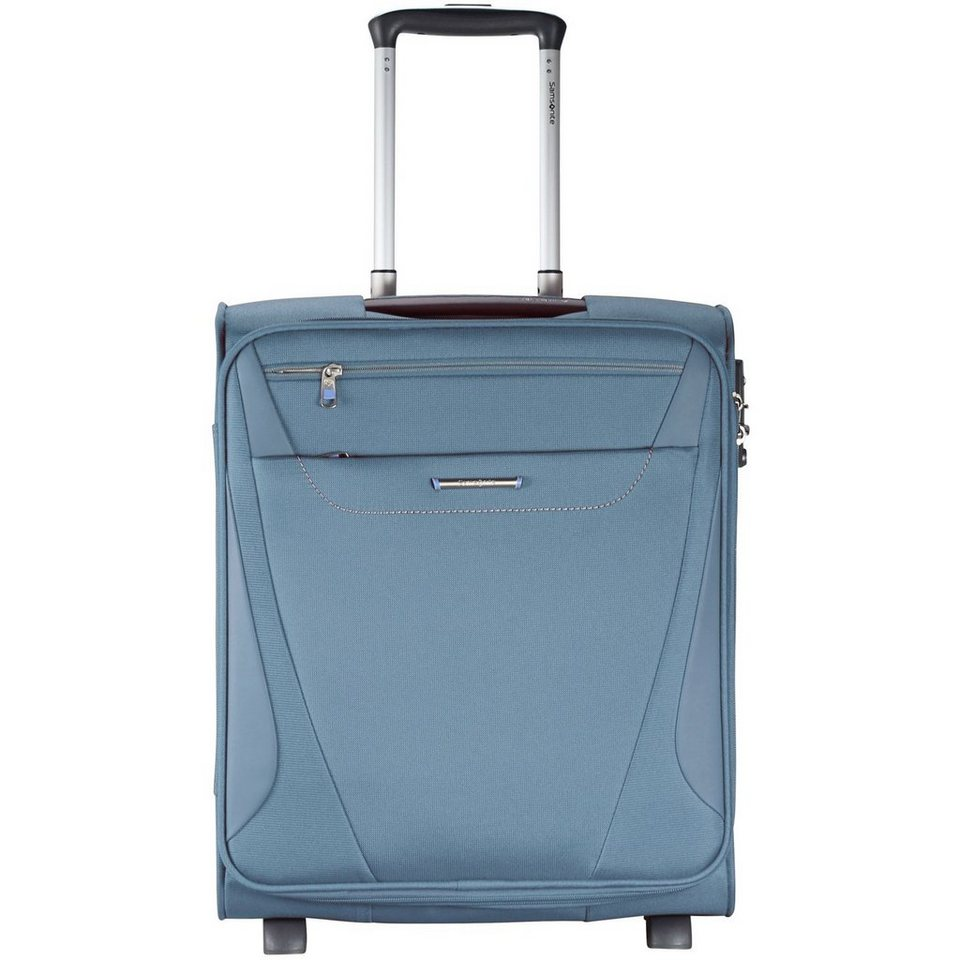 Samsonite All Direxions Upright 2-Rollen Kabinentrolley 50 cm in mirage blue