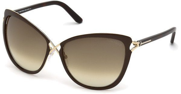 Tom Ford Damen Sonnenbrille »Celia FT0322«