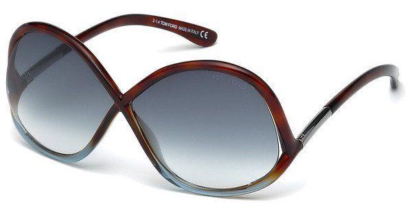 Tom Ford Damen Sonnenbrille »Ivanna FT0372«