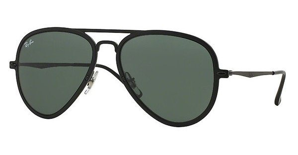 RAY-BAN Herren Sonnenbrille » RB4211« in 601S71 - schwarz/grün