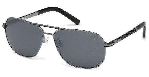 Timberland Herren Sonnenbrille » TB9071« in 20D - grau/grau