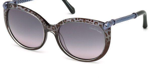 Roberto Cavalli Damen Sonnenbrille » RC979S« in 20B - grau/grau