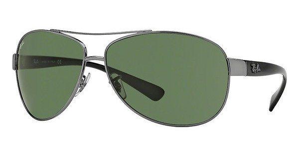 RAY-BAN Herren Sonnenbrille » RB3386« in 004/71 - grau/grün
