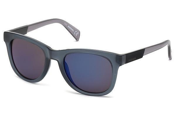 Diesel Sonnenbrille » DL0135« in 20X - grau/blau