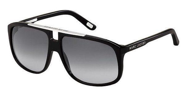 MARC JACOBS Marc Jacobs Sonnenbrille » MJ 252/S«, schwarz, 807/LF - schwarz/grau