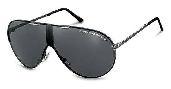 Porsche Design Herren Sonnenbrille » P8486« in C - grau/grau