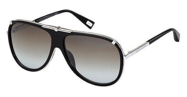 Marc Jacobs Sonnenbrille » MJ 306/S« in 010/5M - silber/ blau