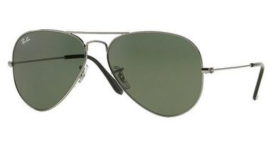 Rayban Sonnenbrille »AVIATOR LARGE METAL RB3025«