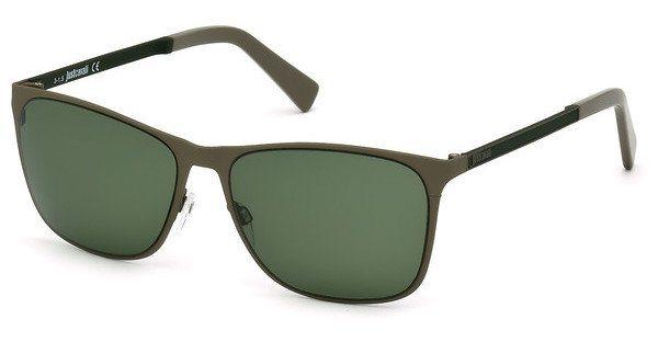 Just Cavalli Herren Sonnenbrille » JC725S« in 20N - grau/grün