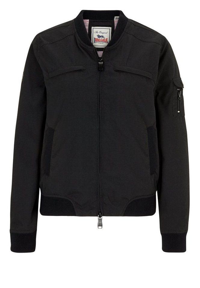 Lonsdale Jacke »GRETNA« in Black