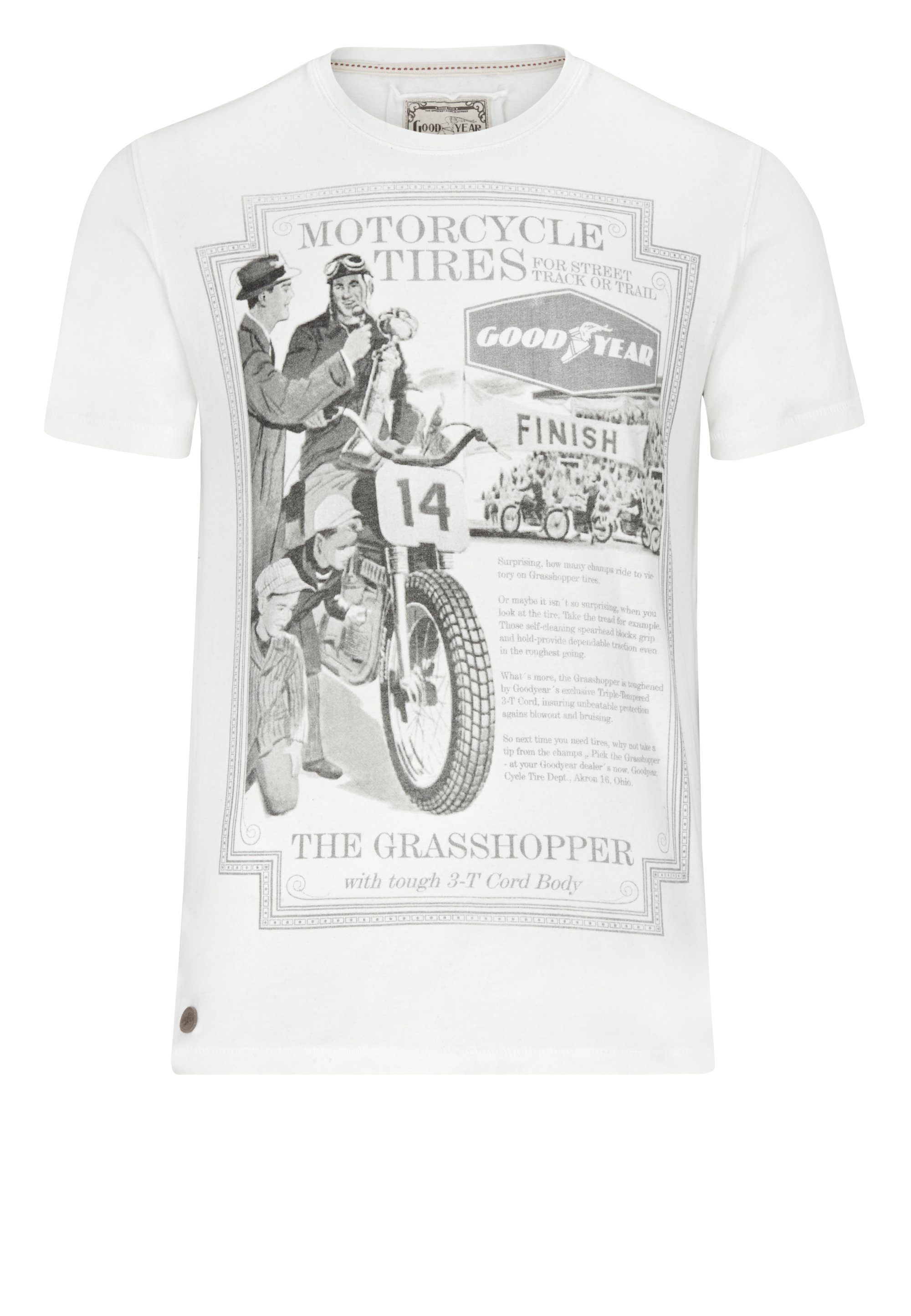 Goodyear T-Shirt »ERWIN«